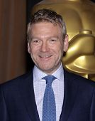 LOS ANGELES - FEB 6:  KENNETH BRANAGH arrives to the 2012 Academy Awards Nominee Luncheon  on Feb 6, 2012 in Beverly Hills, CA