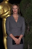 LOS ANGELES - FEB 6:  JANET McTEER arrives to the 2012 Academy Awards Nominee Luncheon  on Feb 6, 20