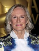 LOS ANGELES - FEB 6:  GLENN CLOSE arrives to the 2012 Academy Awards Nominee Luncheon  on Feb 6, 201