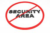 Security Area