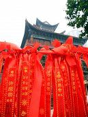 Buddhist Wish Making Ribbons