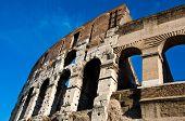 Colosseum - Historic Arched Amphitheatre poster