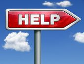 help search find assistance and support helping road sign support desk help desk online support  hel
