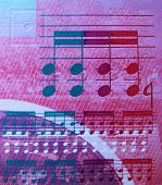 Music Banknote