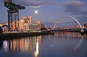Moonlit Bridge