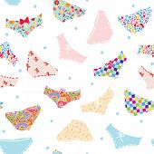 Pants seamless funny pattern cute design