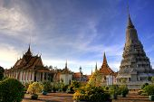 stock photo of royal palace  - Royal Palace - JPG
