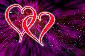 Background Valentines day