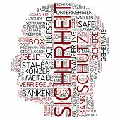 Info-text graphic - securities