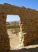 Doorway Of Ruins
