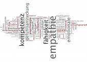 image of empathy  - Word cloud  - JPG