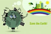 Conserve the earth