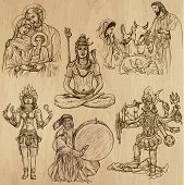 picture of kali  - Religious around the World  - JPG