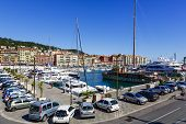 Port Lympia In Nice In France