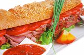 pic of french curves  - sandwich  - JPG