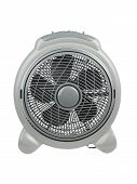 Compact electric fan