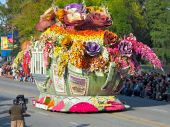 Bayer Advanced (tm) Rose Parade Float