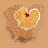 Abstraction Heart