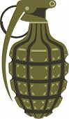 Grenade arms