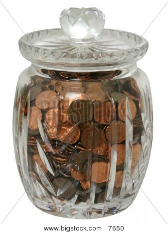 Jar Of Pennies poster