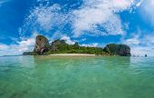 Ralley Beach in Krabi Thailand