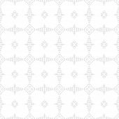 Abstract geometric lace vector seamless pattern. retro pattern