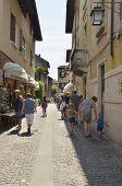 Street In Sirmione