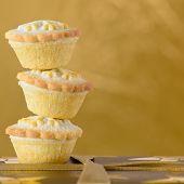 Balancing Christmas Mince Pies