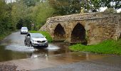 Sutton Splash and Packhorse Bridge Bedfordshire