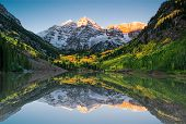 Maroon Bells Lake