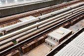 Electrical Train Railway
