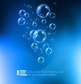 Shiny quality bubble liquid background for modern backgrounds, brochure layouts, flyer design, cover template, poster wallpapers and so on