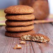 Fresh Oatmeal Cookies