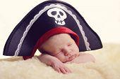 Newborn Pirate