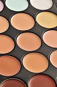 professional concealer makeup palette
