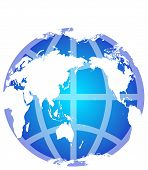 picture of world-globe  - a images of world  - JPG
