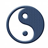 Yinyang  Symbol poster