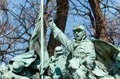 stock photo of memorial  - Washington DC  - JPG