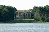 Summer Lakeside Home