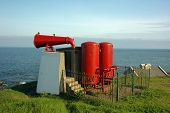 Decommissioned Foghorn