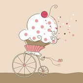 fast cupcake