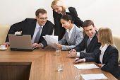 Break At Business Meeting