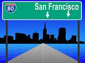 Freeway To San Francisco