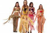 picture of hula dancer  - Beautiful hawaiian Hula Dancer Girls - JPG