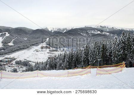 Mountain Resort Bukovel The Theme