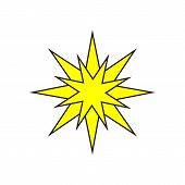 Star Icon, Star Icon Eps10, Star Icon Vector, Star Icon Eps10, Star Icon Color, Star Icon Picture, S poster