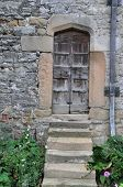 Haddon Hall Door