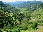 picture of ifugao  - This is a shot at viewpoint lodge Banaue - JPG