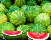 Bushel Of Watermelons
