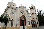 Agia Paraskevi church on Kos Island Dodecanese